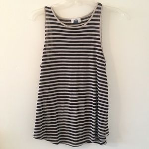 Striped, old navy top